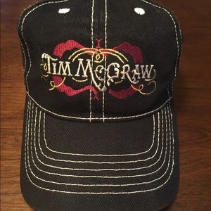 2001 Tim McGraw Concert Hat